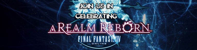 Celebrate Final Fantasy XIV with us!