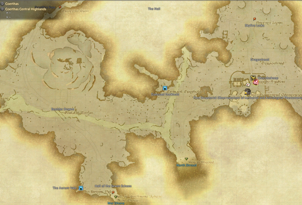 The Aurum Vale Guide and Strategy | FFXIV Addicts - A Final Fantasy