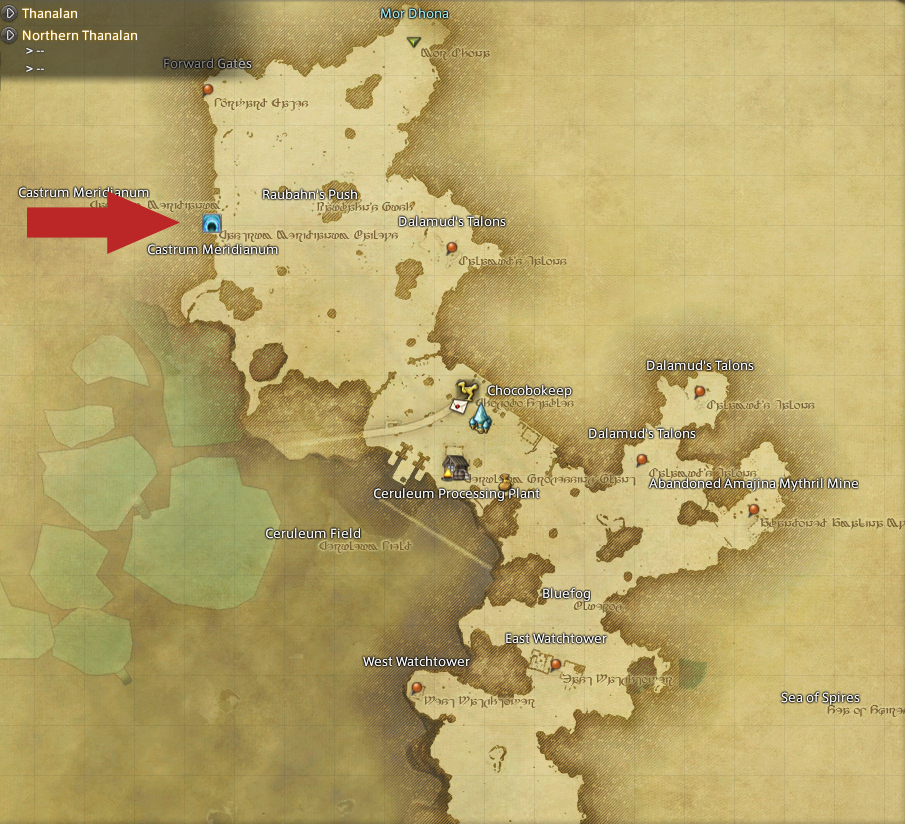 Castrum Meridianum Guide and Strategy | FFXIV Addicts - A Final